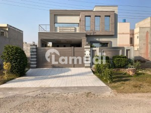 10 Marla House For Sale Wapda Town Phase 2