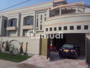 Luxury Double Storey House For Rent In Gated Community