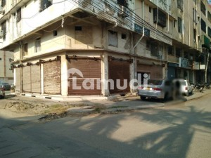 3 Side Corner 3450 Square Feet Shop With Basement And Mezzanine And Ample Car Parking On 60 Feet Wide Road On Most Prime Location Of Dha Phase 6 Rahat Commercial Is Available On Rent