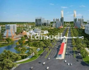 51 Marla Residential Plot For Sale At Dha Phase 2 Block V