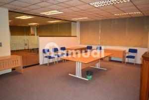Office Space In Very Secure Area Near Serena Hotel