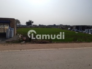 Ideally Located Commercial Plot For Sale In Adiala Road Available