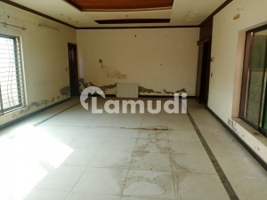 7 Marla 2 Storey Full House Available For Rent In Eden Garden Park Facing