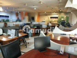 1920 Square Feet Office For Rent In Garden Town Main Boulevard Lahore