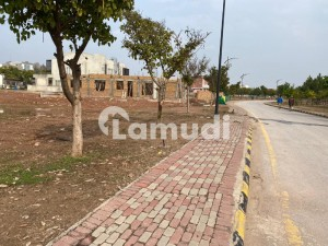 Bahria Enclave Sector A 1 Kanal Plus Extra Land Lake View Plot All Charges Paid Beautiful Location Reasonable Demand