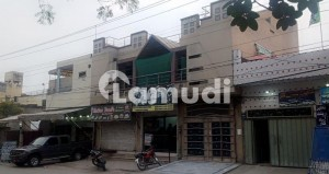 Commercial Building For Sale On 100 Feet Road Life Time Commercial Road Lda