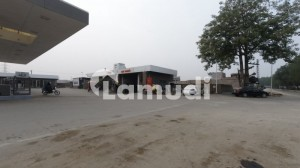 Petrol Pump Is Available For Sale