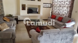 8 Marla Furnished House Available For Rent
