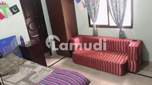 Centrally Located Flat In Gulistan-E-Jauhar Is Available For Sale