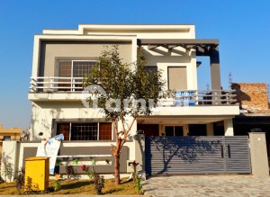 Beautiful 10 Marla Brand New House For Sale Bahria Town Phase 8 Overseas Sector 2 Rwp