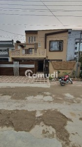 14 Marla Brand New House For Sale C Block Pia  Housing Society Johar Town Lahore,
