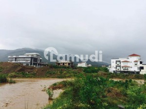 Residential Corner Plot For Sale 60x90 In D12 Islamabad