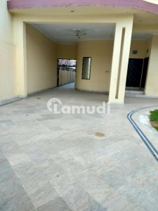 1 Kanal Double Storey With Basement At 65 Ft Road Back To Canal Road