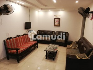 2 Bed Fully Furnished Apartment Available For Rent In Sector D Bahria Town Lahore