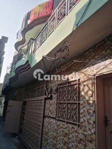 House In Lalazar Colony Sized 1125  Square Feet Is Available