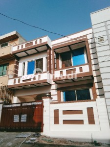 1125  Square Feet House Available For Sale In Airport Housing Society