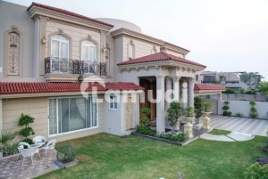 2 Kanal Beautiful Fully Furnished Spanish Bungalow For Sale Out Class Location In Dha Phase 3 Block Xx