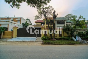 One Kanal Solid And Clean With Full Basement House For Sale In Dha Phase 1