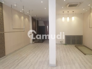 856 Sq Feet Ground With 800 Sq Feet Basement Shop Well Designed Big Bukhari Commercial For Rent