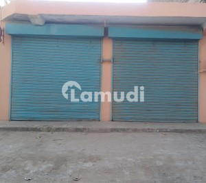 Shop Available For Rent