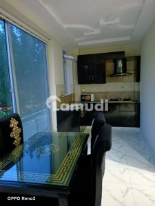 1 Bedroom Fully Furnished Flat For Rent In Bahria Town Lahore