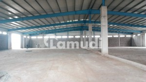 I-9 Good Stander Brand New Warehouse Size 26000 Sq Ft Near To Dry Port Available For Rent Main Location
