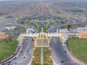 Bahria Hills 3 Side Corner Plot Available In Good Location