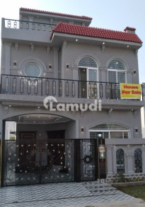 5 Marla Spanish Double Unit House For Sale
