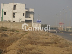 Eminent Sight 500 Yard Residential Plot Is Up For Sale  On Main Khayaban E Saadi Extension Of Phase 7