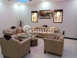 11 Marla Furnish House For Rent