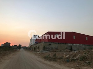 1800  Square Feet Residential Plot Situated In Bin Qasim Town For Sale