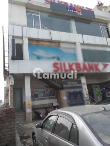 10 Marla Commercial Hall For Rent On Mai Wapda Town Round About