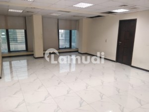 Chohan Estate Offers F7 Markaz 2700 Sq Ft Space For Rent