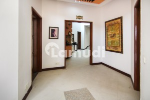 500 Sq Yd Slightly Used Architect Design Bungalow Small Basement Available In Most Prime Location Of Dha