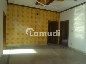 Ideally Located Lower Portion Of 10 Marla Is Available For Rent In Gulshan Abad Sector 2