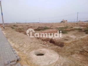 Ideally Located Residential Plot For Sale In New Hala - Mirpurkhas Road Link Available
