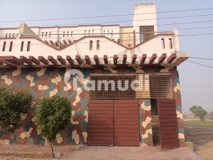 House For Sale Is Readily Available In Prime Location Of Bodla Town