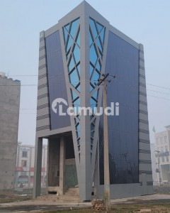 A Beautiful Brand New Building Available For Rent