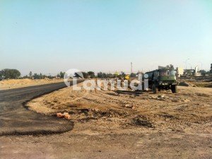 6 MARLA COMMERCIAL PLOT FOR SALE IN ETIHAD TOWN PHASE 2 AT LAHORE