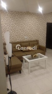 1 Bed Fully Furnished Apartment Available For Rent In Sector E Bahria Town Lahore