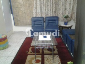 3 Bed Dd Furnished Flat For Rent On Monthly Basis At Sharafbad