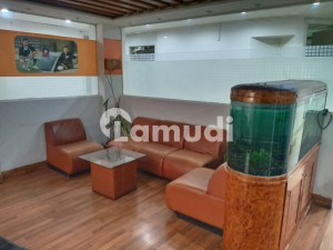 PC MARKETING OFFERS blue area 2700 Square Feet fully furnished office Space Available For Rent Suitable For It Telecom Software House Corporate Office And Any Type Of Offices