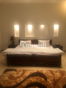 Fully Furnished Only One Bed Room For Females Only Available For Rent
