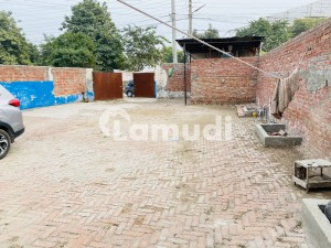 Corner Commercial Plot For Restaurant Near Expo Johar Town
