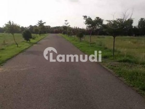 7 Marla Good Location Plot Is Available For Sale At Wapda Town Phase 1