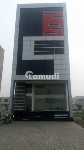 2 Sided 8 Commercial Best Location Plot 30 By 60 For Sale Green City Lahore