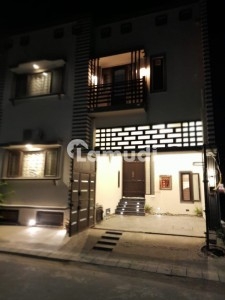 120 Sq Yard House For Sale In Dha City Karachi Opposite Creek Vista