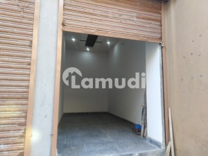 160 Square Feet Shop In Samanabad