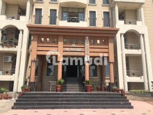 Perfect 1035 Square Feet Flat In DHA Defence For Sale