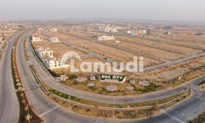 1800  Square Feet Residential Plot For Sale In Dha City Karachi